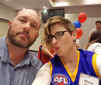 AFL Murder Mystery Party