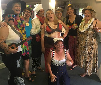 Caribbean Cruise Murder Mystery Party