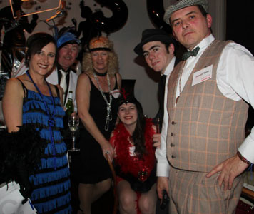 Gangster 1920s Murder Mystery Party