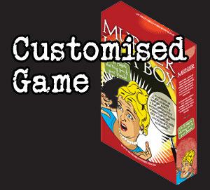 Custom Made Murder Mystery Game