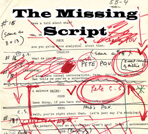 Party Games The Missing Script