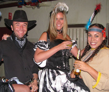 Wild West Murder Mystery Party